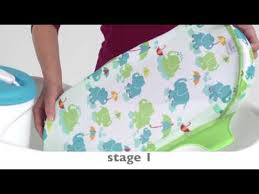 Summer Infant To Toddler Bathtub Summer Infant Newborn To Toddler Bath Center And Shower Youtube