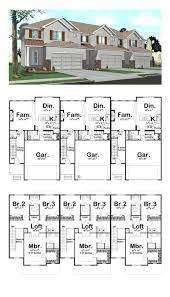 house plan best 25 duplex plans ideas on pinterest duplex house