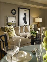stylish decorating a small living room space with small living