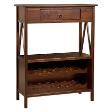 linon titian bookcase antique tobacco hayneedle