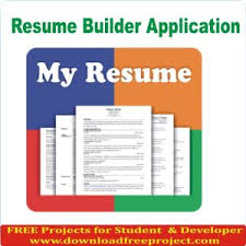 Resume Creator Free by Free Resume Maker Project In Php Projects Download Php Projects