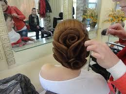 cuisiner chignon les 40 meilleures images du tableau coiffure mariage sur
