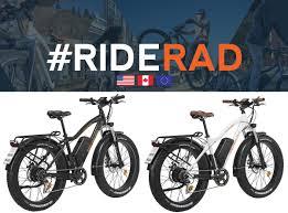 Rad Power Bikes Electric Bike by Mike Radenbaugh Mikeradenbaugh Twitter