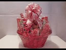 how to make a gift basket how to make a gift basket s day basket demonstration