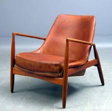 Danish Leather Armchair Danish Furniture Retro U0026 Art Deco Classic Sold Items From Vampt