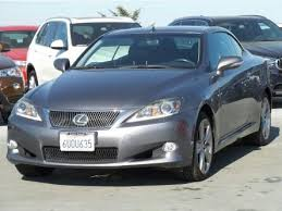 convertible lexus for sale used 2012 lexus is 350 c convertible pricing for sale edmunds