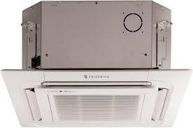 Ventless Hood System Friedrich Mc12y3jm 12 000 Btu Ceiling Cassette Mini Split Indoor