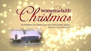 join our first ever women of faith christmas event youtube