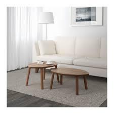 ikea stockholm coffee table stockholm staliukų rinkinys 2 vnt ikea