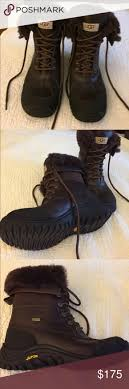 ugg s adirondack boots obsidian