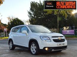 used chevrolet orlando cars for sale motors co uk