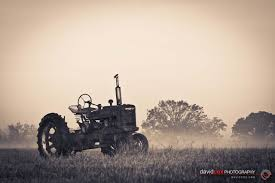 david cox photography antique international harvester tractor