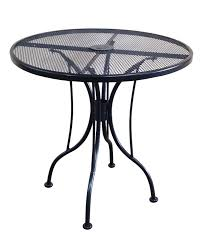 Mesh Wrought Iron Patio Furniture by Outdoor Seating Tables And Bar Tables Products Chairs Direct Seating