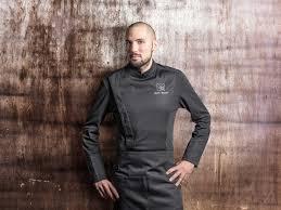 veste de cuisine clement veste de cuisine clément modèle c one noir