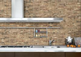 faux brick kitchen backsplash kitchen brick tile kitchen backsplash inspirational brick tile