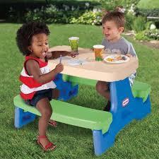 little tikes easy store jr picnic table little tikes easy store jr play table little baby