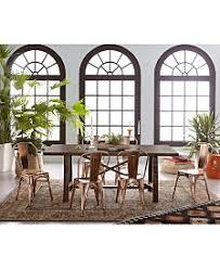 contemporary dining sets macy u0027s