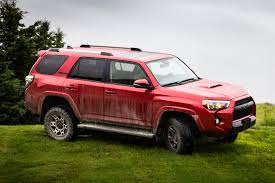toyota forerunner the 2017 toyota 4runner trd pro is one of the last true suvs