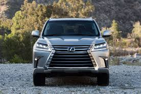 lexus lx450 reliability 2016 lexus lx 570 first test review motor trend
