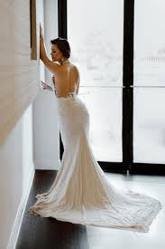 wedding dresses orlando low back with plunging neckline lace wedding dress from solutions