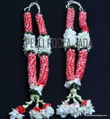 flower garland for indian wedding fresh flower garlands for indian weddings jasminegarland jg101