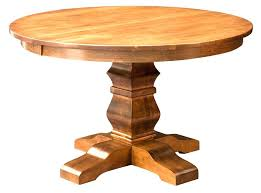 kitchen table base only wood pedestal table base image of with for sale plans wadaiko