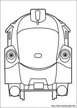 chuggington coloring picture coloring pages