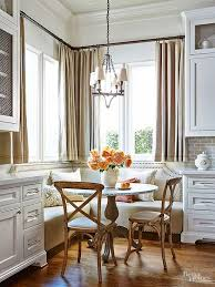 small kitchen nook ideas pretty parisian kitchens antique chairs banquettes and nailhead