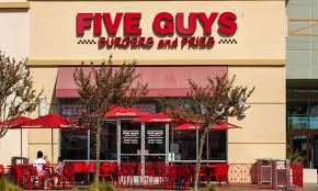 13 things you didn t about five guys burgers fries