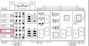 1998 ford f 150 power window relay location wiring diagram and