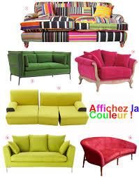 couleur canapé canape couleur intérieur déco