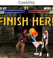 cosbility finish her mortal kombat bill cosby starecat com