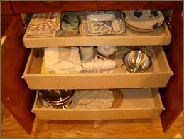 Kitchen Cabinets With Pull Out Drawers Kitchen Cabinet Pull Out Drawers Home Design Ideas