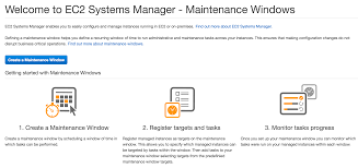 how to schedule a task in windows patch compliance with ec2 systems manager the it hollow