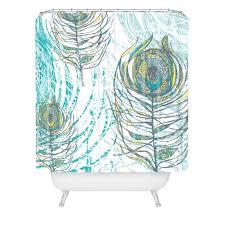 Mint Shower Curtain Bathroom Shower Curtain Buy Peacock Shower Curtains Peacock