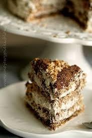 chocolate u0026 hazelnut meringue cake hazelnut meringue meringue
