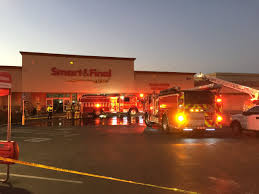 North Bay Fire Control District by Antioch Juveniles Set Fire In Smart And Final Store