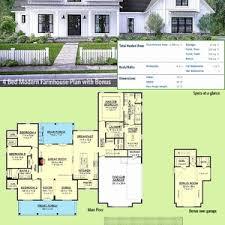 custom farmhouse plans new one level homes floor plan of country farmhouse house