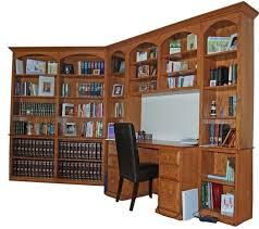 hand made oak desk built in durham bookcases custommade durham