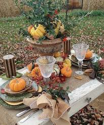 rustic thanksgiving table decor this entry is part of 21 in the