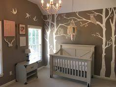 Woodland Decor Nursery Woodland Nursery Diy Birch Tree Vinyl Decals Made With