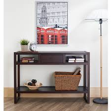 Entrance Tables Furniture Best Modern Contemporary Console Tables In 2016 Reviews Console