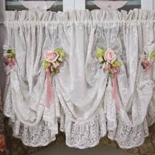 lady gray dreams shabby shabby chic curtains and stuffing