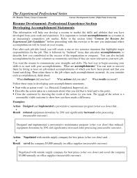 resume exles for high students bsbax price sle list of accomplishments exles resume daily futuristic