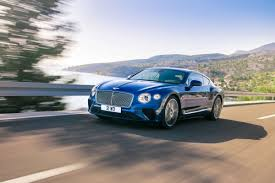 bentley college 2018 bentley continental gt official pictures and info