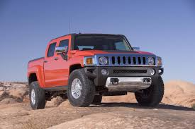 monster hummer 2009 hummer h3t review top speed