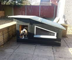 luxury pallet kennel with sun deck 8 steps with pictures