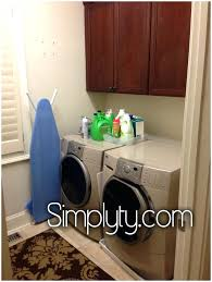Ideas For Laundry Room Storage by 25 Best Ideas About Laundry Room Storage On Pinterest Utility