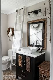 farmhouse bathrooms ideas salvaged farmhouse bathroom makeover with vintage trimfunky junk