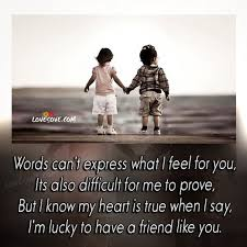 friendship quotes sweet status lines for friends lovesove